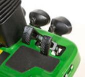 Forward/reverse pedals