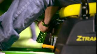 1/4 in. (.63 cm) Height Of Cut Adjustment For ZTrak™ Mowers