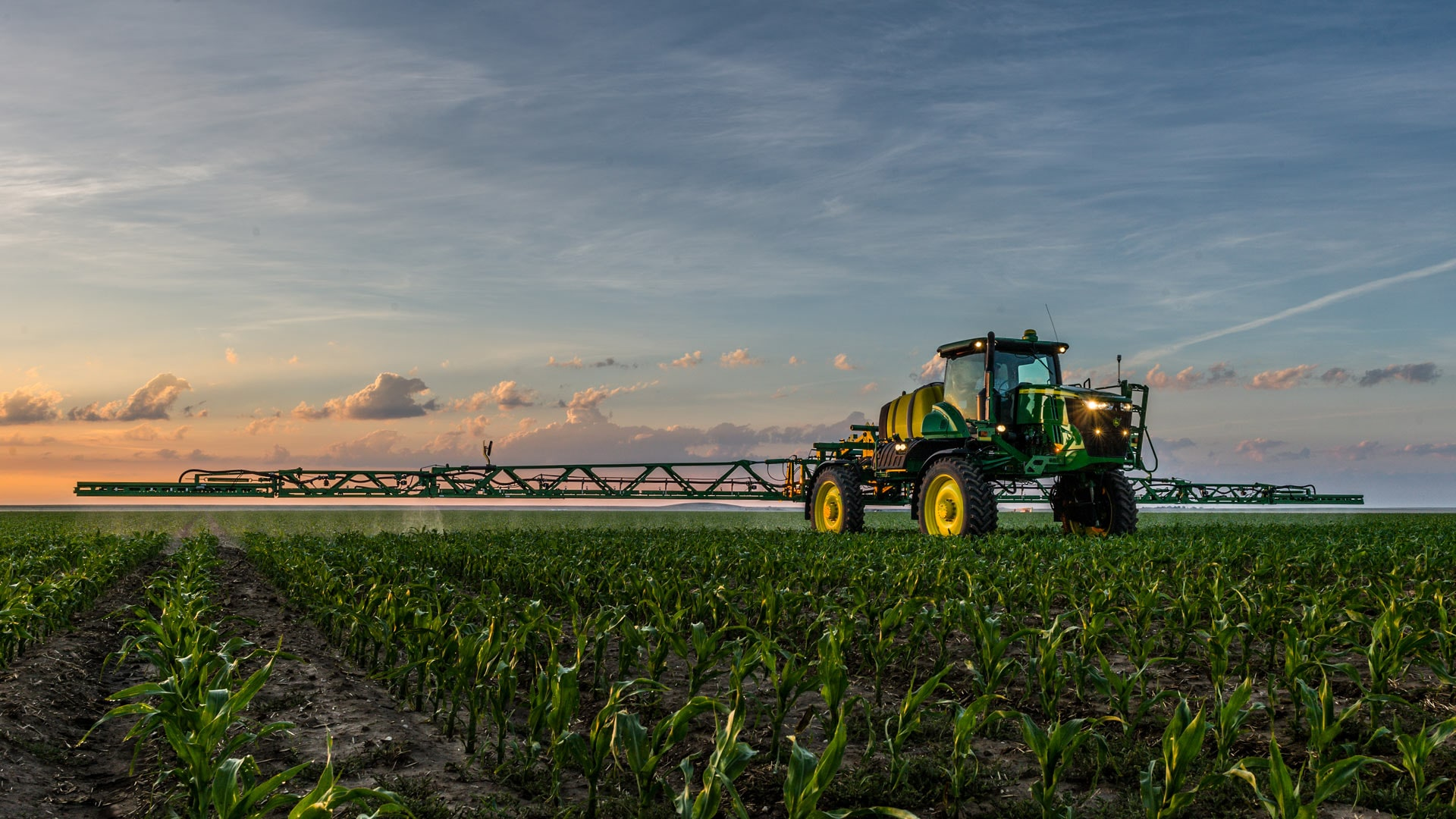 Variable Rate Application Sprayer Image