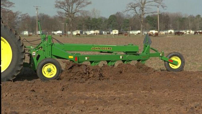995 Reversible Plough
